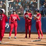 Team USA picked up two wins in Irvine